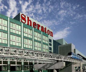 Sheraton Hotel Toronto Airport Park And Fly