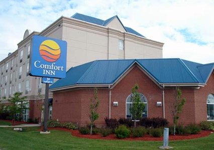 Comfort Inn Mississauga, ON L5S 1Y1 near Toronto Pearson International Airport