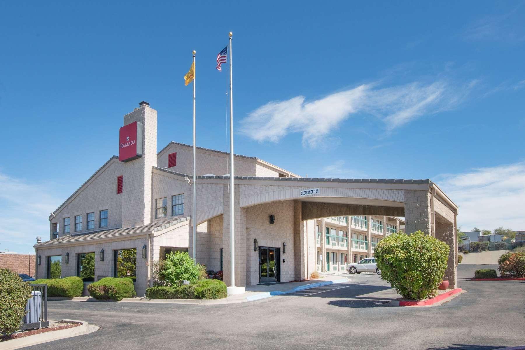 Ramada Abq Airport Nm Abq Airport Park Sleep Hotels